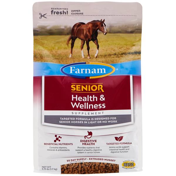 3.75 lb Senior Health & Wellness Supplement
