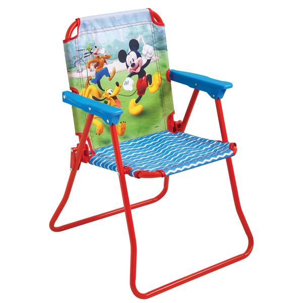 Club House Mickey & The Roadster Racers Patio Chair