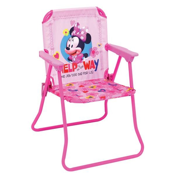 Minnie Mouse Happy Helper Patio Chair