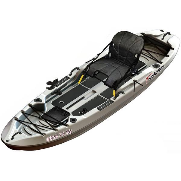 Boss 12' SS Fishing Kayak