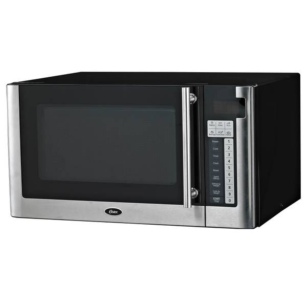 Stainless Steel 1 Cu Ft 1000 Watts