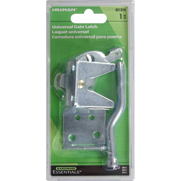 Zinc Cupboard Universal Gate Latch