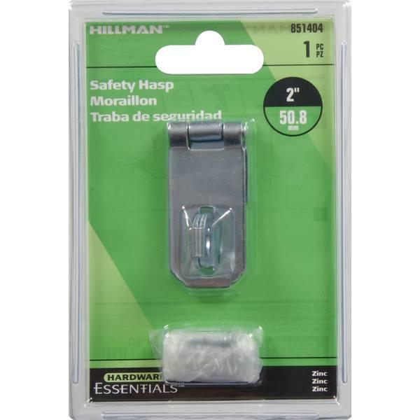 Zinc Cupboard Safety Hasp