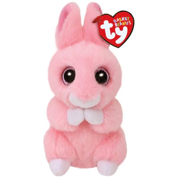 Beanie Baby Jasper The Pink Bunny