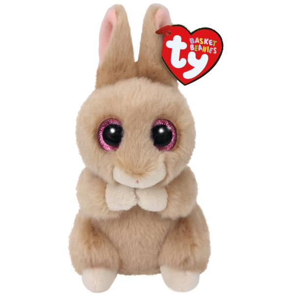Beanie Baby Ginger The Tan Bunny