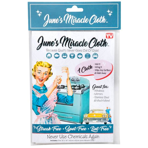 Junes Miracle Cloth