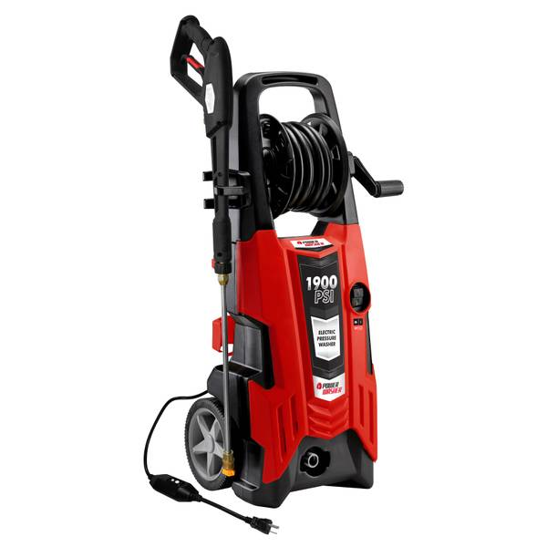 Power Washer 1900 Psi Electric Pressure Washer
