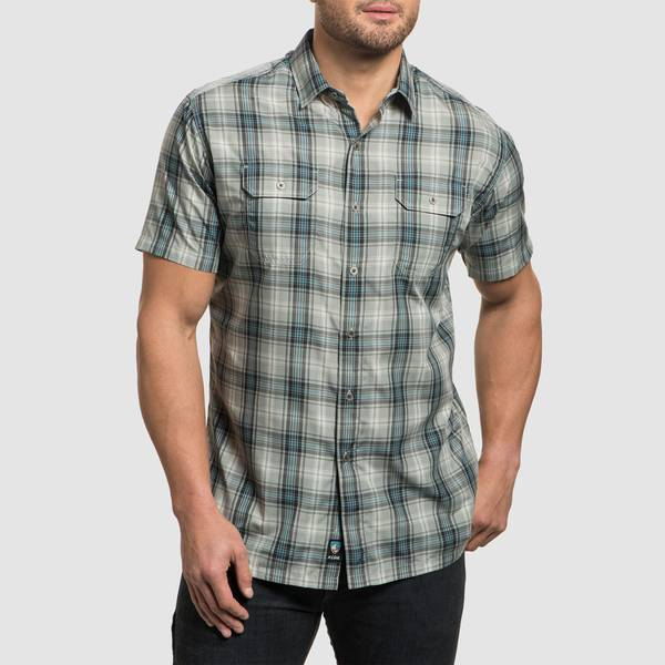Men's Blue Mist Response Shirt