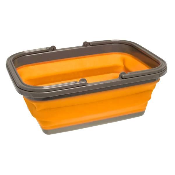 Ultimate Survival Technologies Orange Flexware Sink 2 0