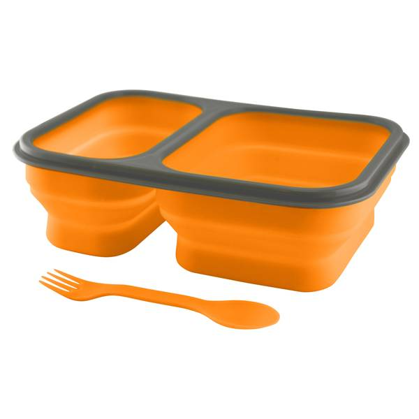 Orange FlexWare Mess Kit