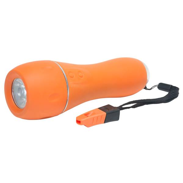 Orange See-Me Floating Light
