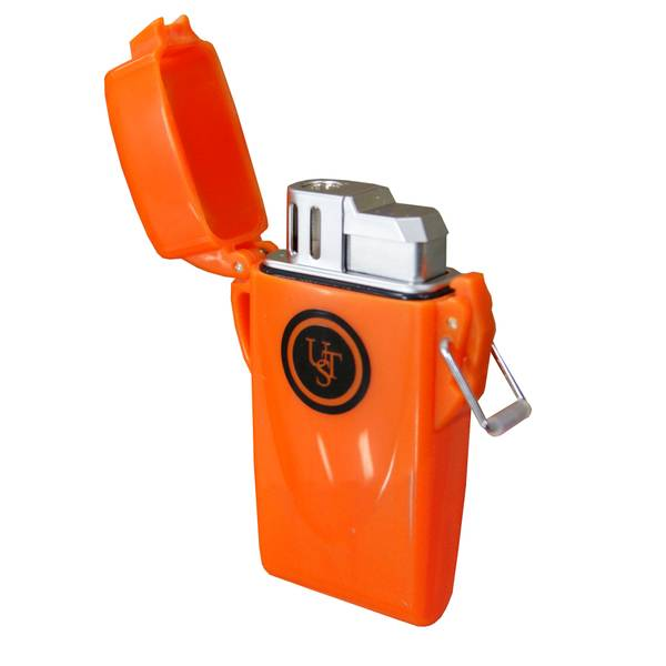 Orange Floating Lighter