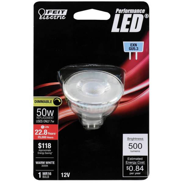 50 Watt Dimmable LED
