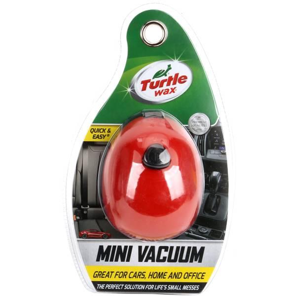 Mini Red Vacuum Cleaner