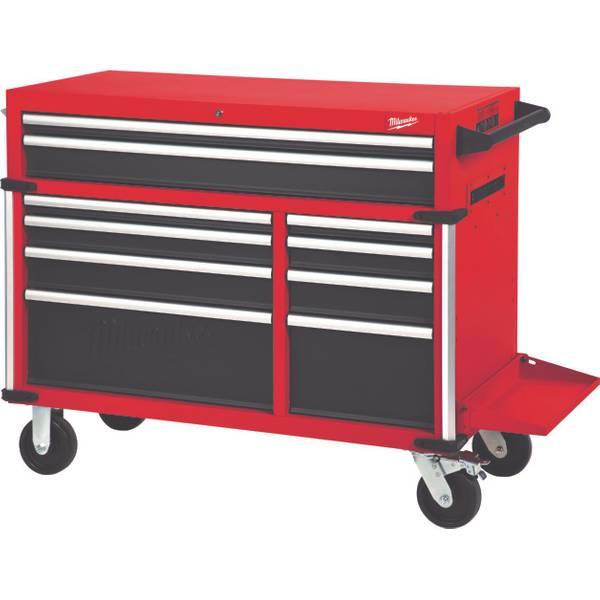 46  10-Drawer Cabinet  sc 1 st  Blainu0027s Farm u0026 Fleet & Milwaukee 46