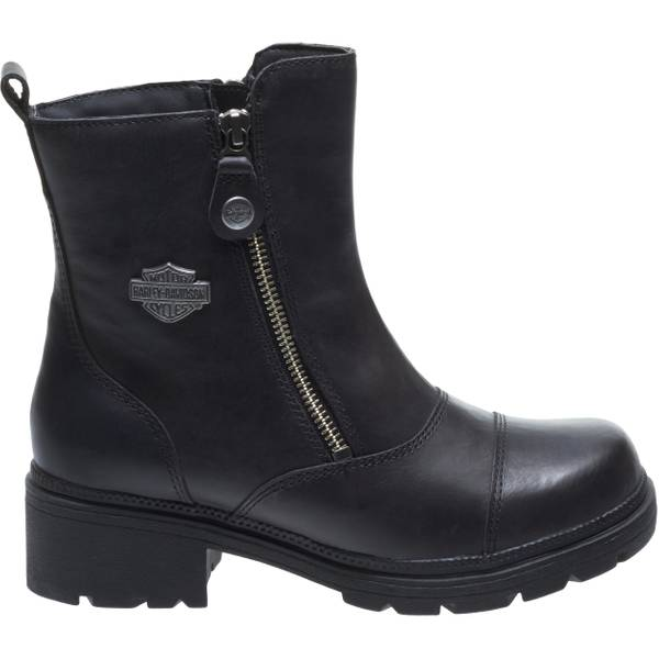 Women's Black Harley Amherst Boots