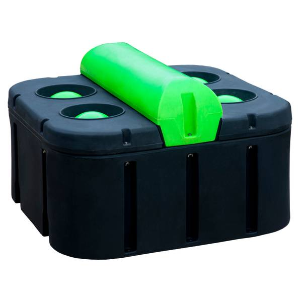 Super 4 Hole Energy Free Waterer