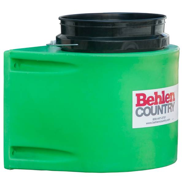5 Gallon Non-Electric Stall Insulated Waterer