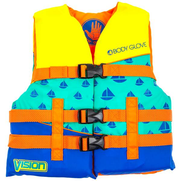 Youth Vision Type III Life Vest