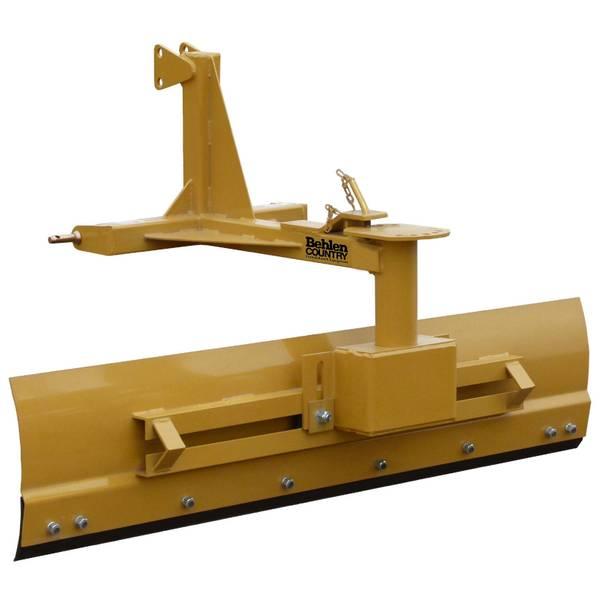 6' Heavy Duty Adjustable Grader Blade