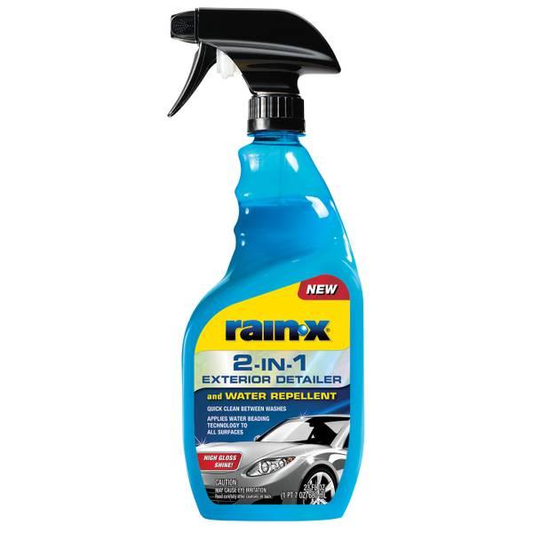 2-in-1 Detailer & Water Repellent, 23oz