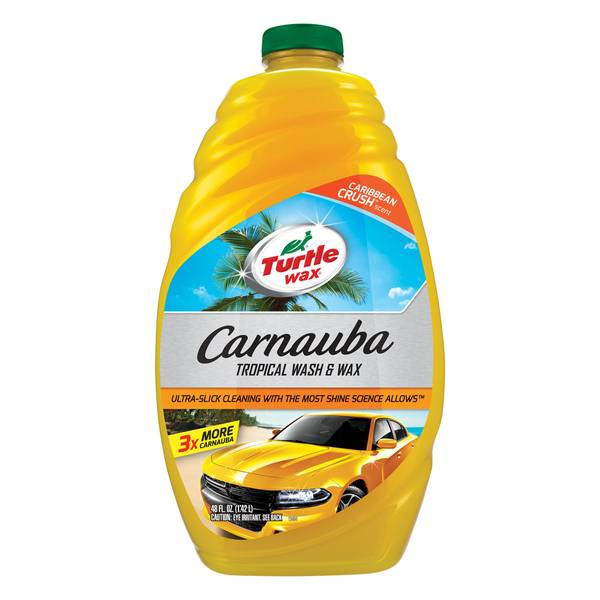 Carnauba Wash and Wax