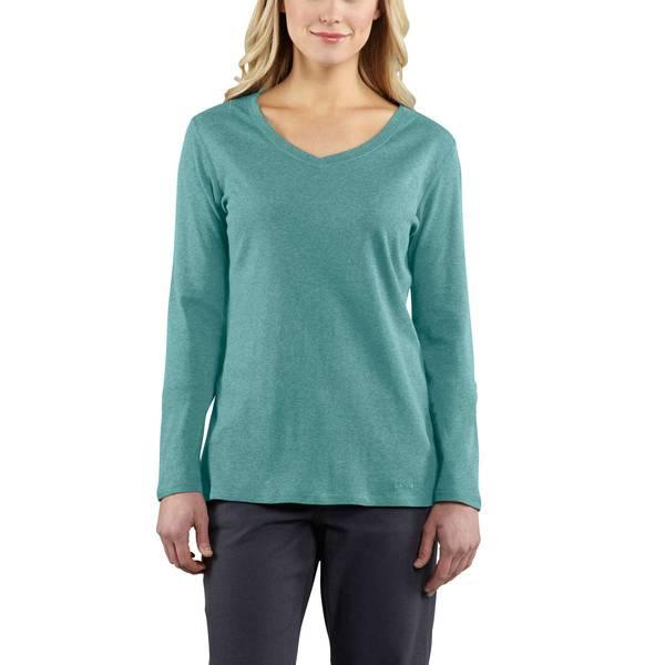 Misses  Calumet V-Neck T-Shirt