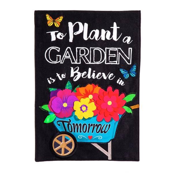 Plant Garden Garden  Flag