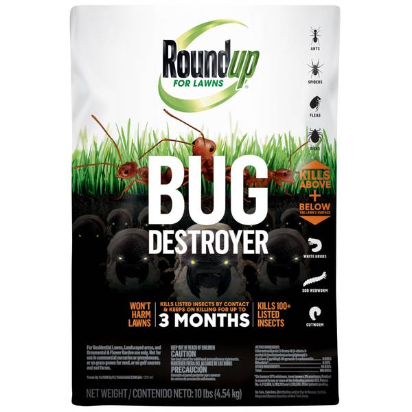 Lawns Bug Destroyer