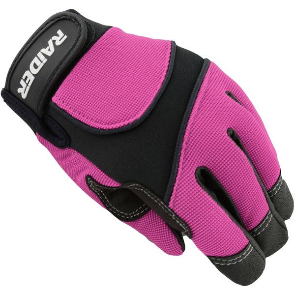 Youth Pink MX Gloves