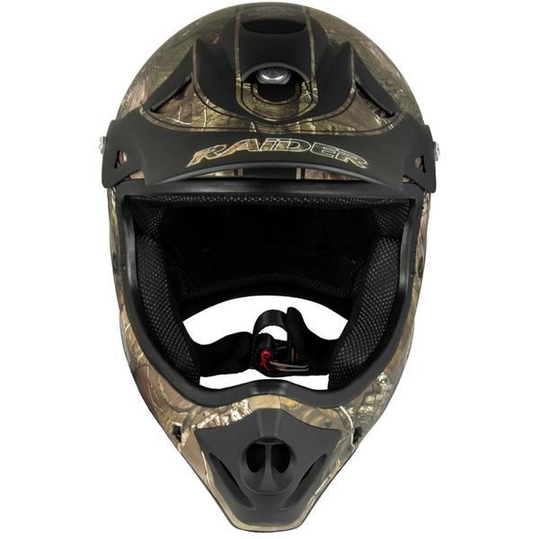 Adult Realtree Xtra Ambush MX Helmet