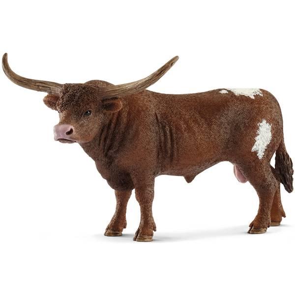 Schleich Texas Longhorn Cow
