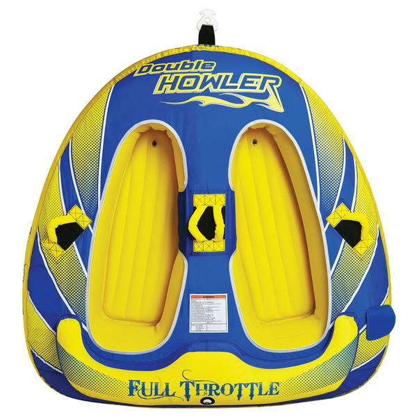 2 Rider Double Howler Tube