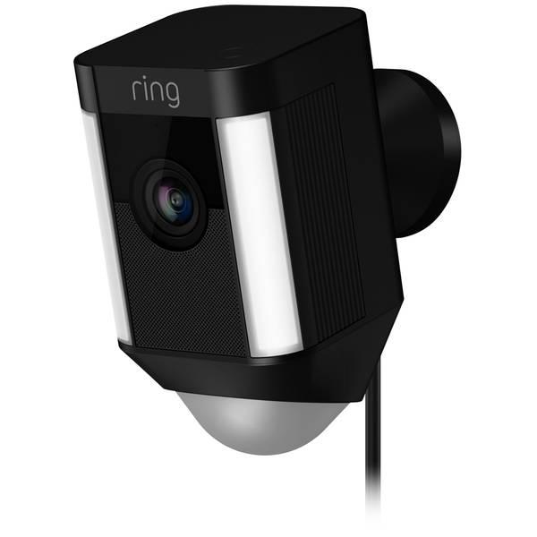 Black Stick Up Home Security Camera