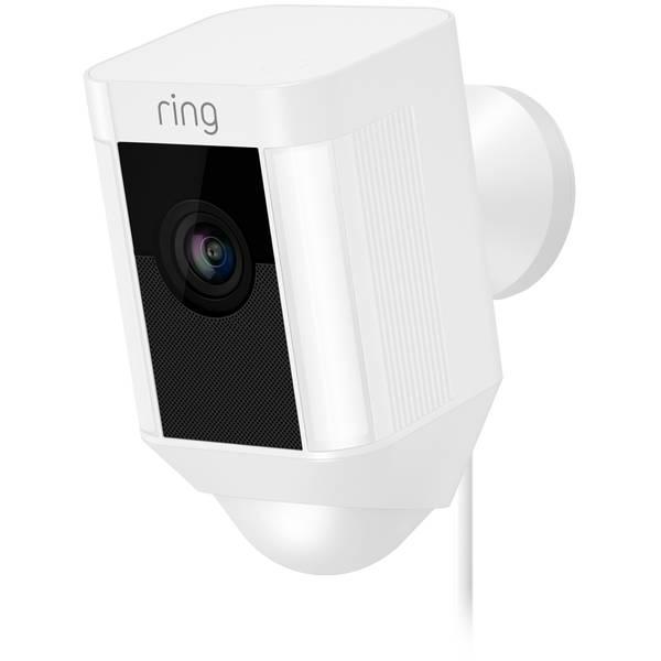 White Stick Up Home Security Camera