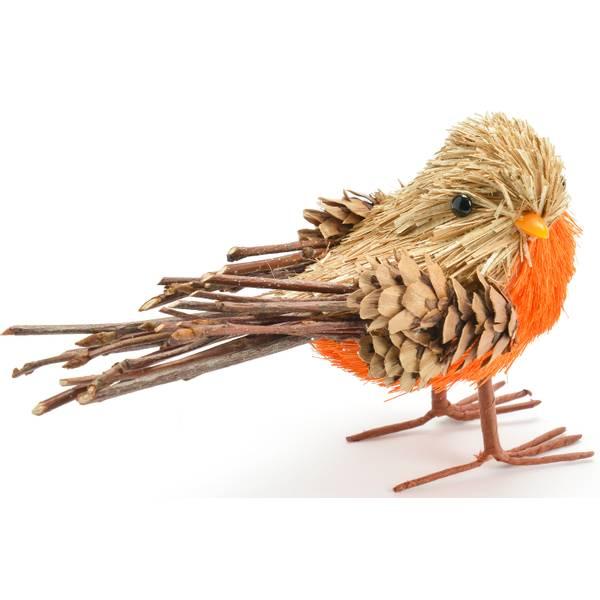 Bird Grass Sisal Styro