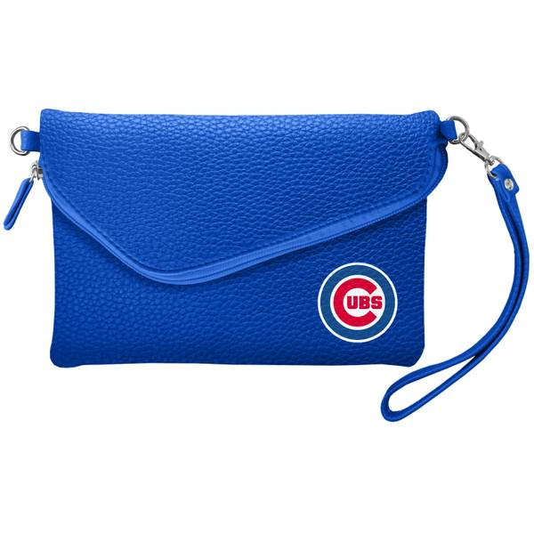 Chicago Cubs Crossbody Pebble Purse