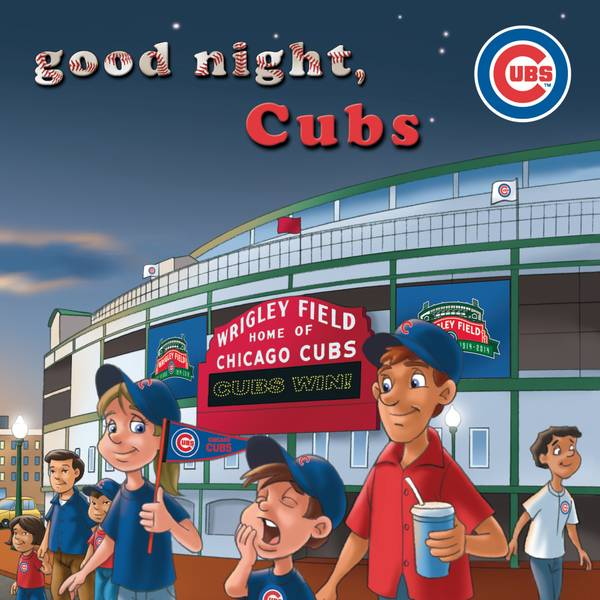 Chicago Cubs Good Night Book