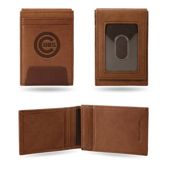 Chicago Cubs Front Pocket Wallet