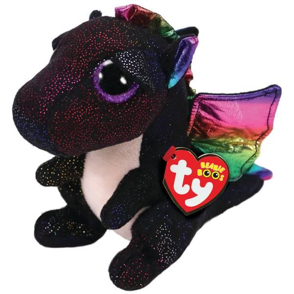 Beanie Boo - Black Dragon