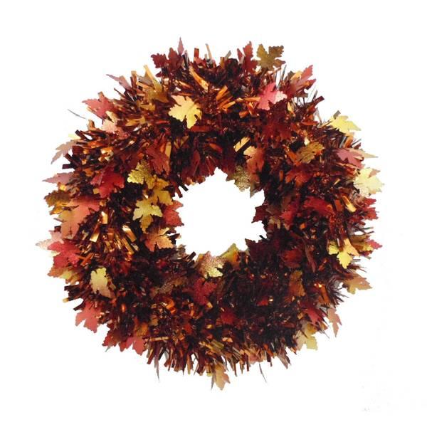 Harvest Round Wreath