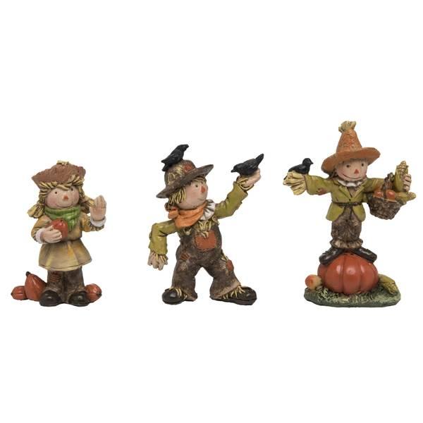 Mini Res Scarecrow Figure Assortment