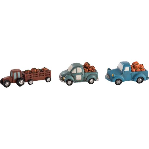 Mini Res Harvest Truck Assortment