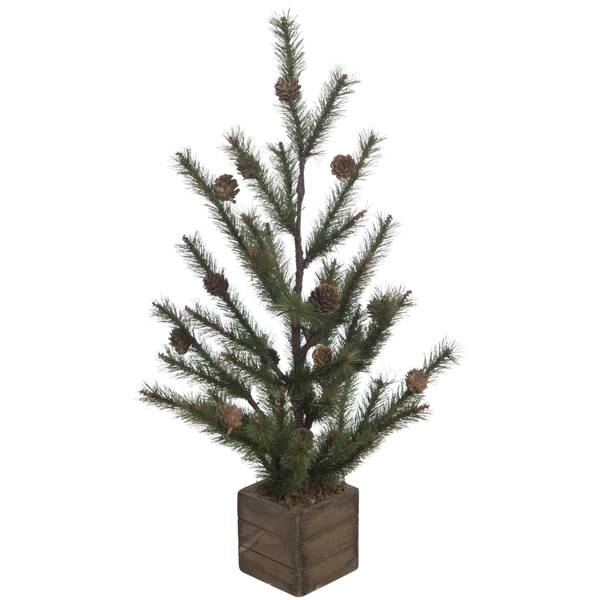 """24"""" Tree with Container"""