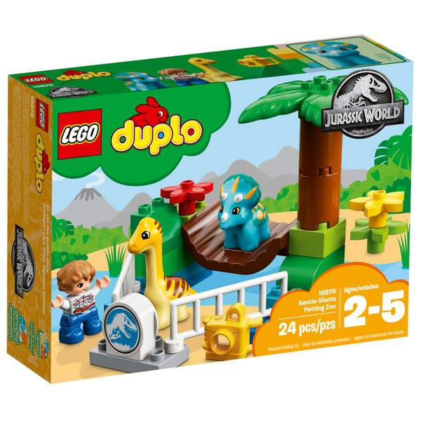 Duplo 10879 JW Gentle Giants Petting Zoo