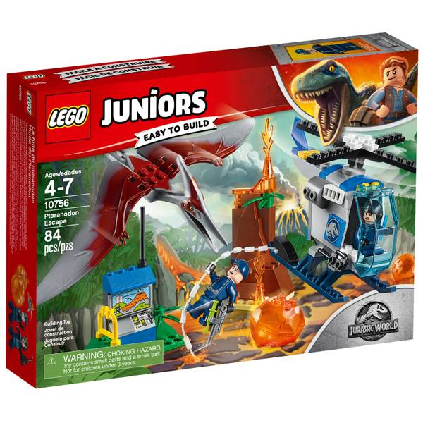 10756 JR's JW Pteranodon Escape