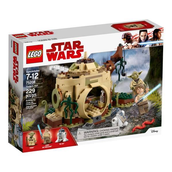 75208 Star Wars Yoda's Hut