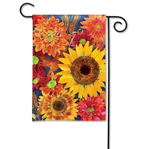 """18"""" x 12.5"""" Autumn Toss Garden Flag"""