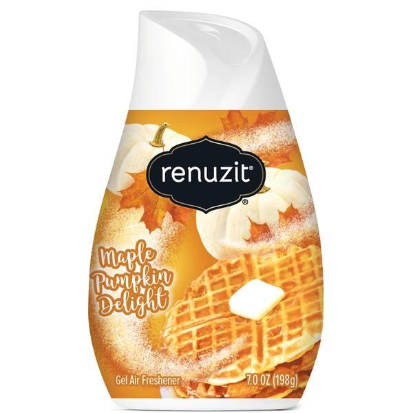 7 oz Renuzit Maple Pumpkin Air Freshener