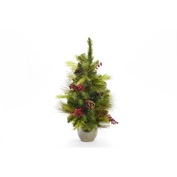 "24"" Aspen Grove Berry Tree in Pot"